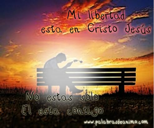 libertad jesus: