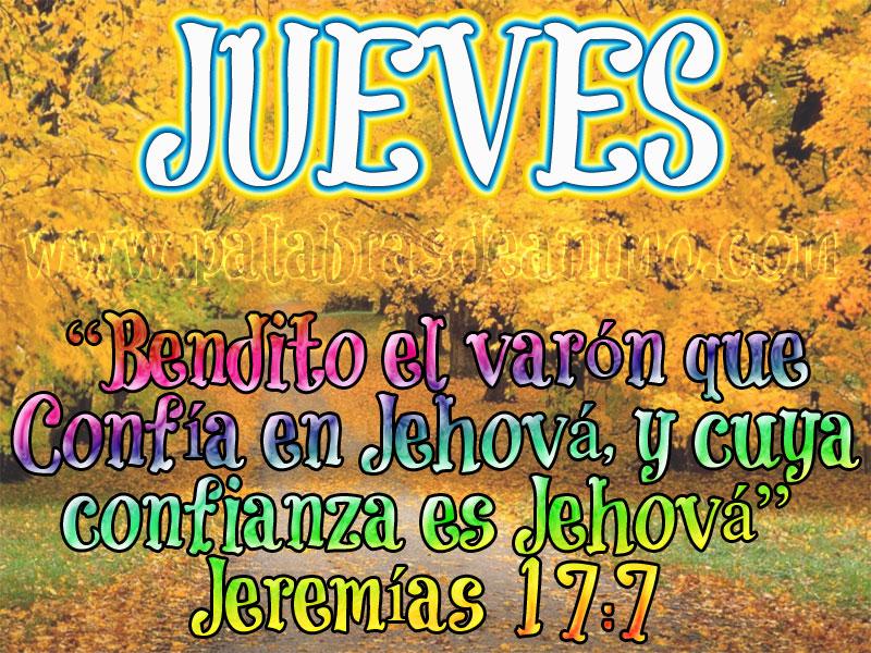 Jueves-Bendito-el-hombre-que-confia-en-Jehová-palabras