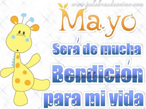 Mayo-será-de-mucha-bendición-para-mi-vida.palabras