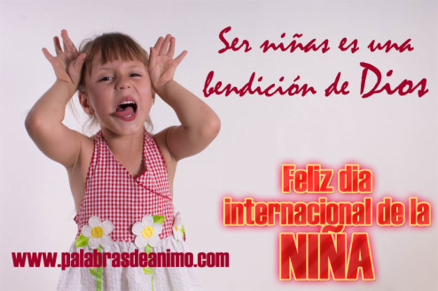 Dia Internacional de las Niñas