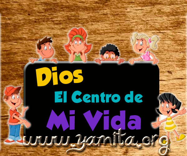 Dios-el-centro-de-mi-vida