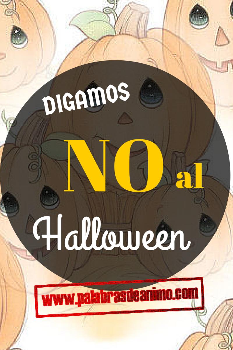 Digamos NO al halloween