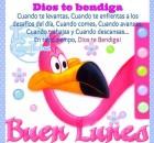 Dios te bendiga Buen Lunes