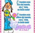 Jesús lo es todo