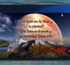 Del Señor son la tierra y su plenitud