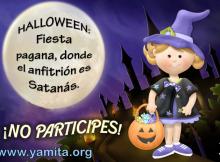 Halloween Fiesta pagana, donde el anfitrion es satanás