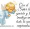 Que el Señor te guarde y te bendiga en todo lo que emprendas