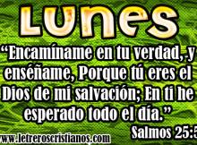 LUNES-SALMOS-25-5